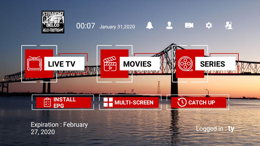 IPTV smarters Rebrand